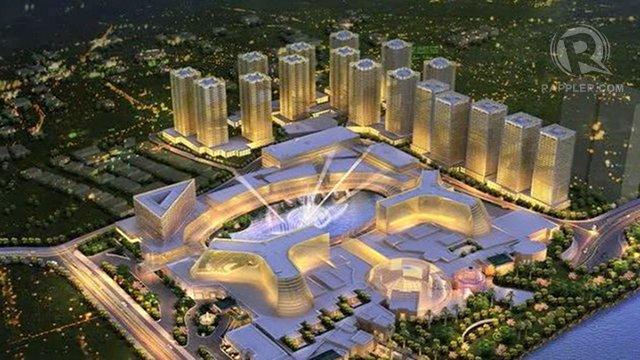 Casino investment philippines