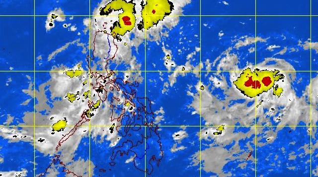 Pag asa weather satellite