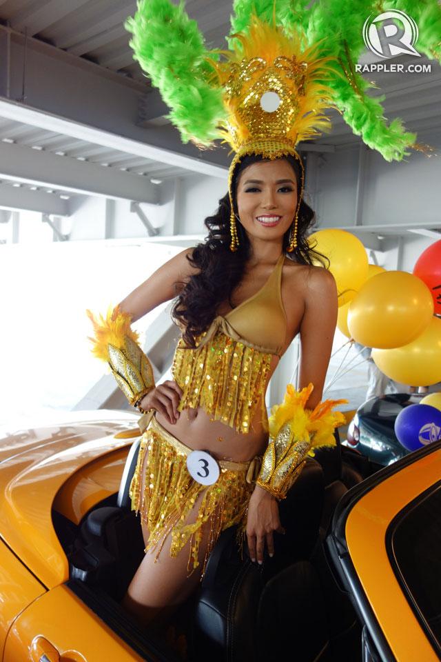 Bb 3: Zandra Flores, 24, Pangasinan