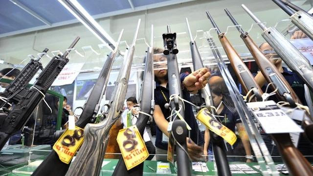 PH gun industry: Small but 'world-class'