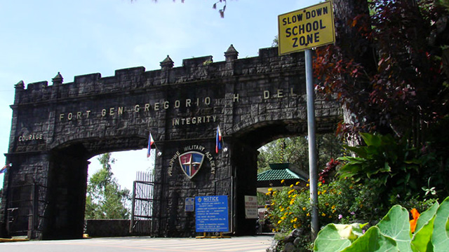 fast facts the philippine military academy