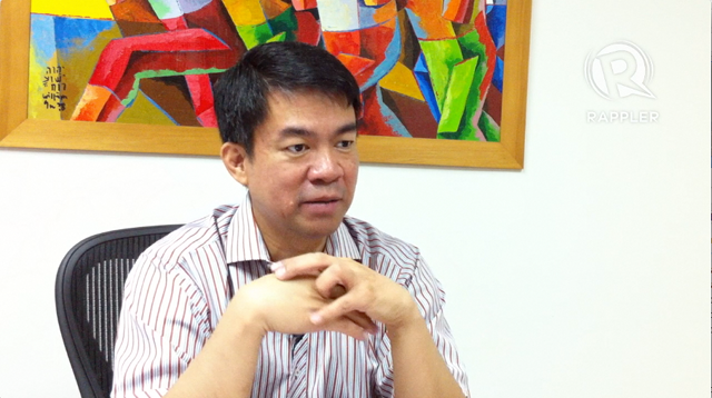 NEVER BOLTING. Sen Koko Pimentel says he will never leave PDP-Laban. File photo
