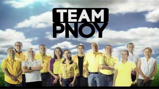 FLOODING AIRWAVES. Some senatorial bets oppose the Supreme Court decision, saying it favors moneyed candidates over 'have-not' bets. Screenshot of Team PNoy slate ad