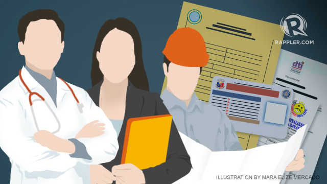 Self-employed: How to register with BIR