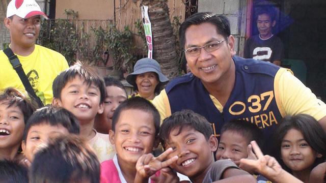 PACMAN'S MAN. General Santos City councilor Ronnel Rivera