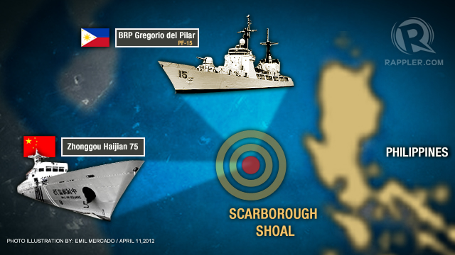 "scarborough shoal who has the right essay Scarborough shoal has been subject to the laws and policies of the philippine government filipino fishermen have used the area as their traditional fishing ground and as sanctuary during bad weatherwith regard to the ambiguity as to whether china""s u-shaped line is a claim only to the islands."