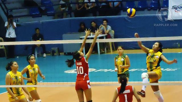 UAAP Volleyball: Lady Tams shut Lady Warriors