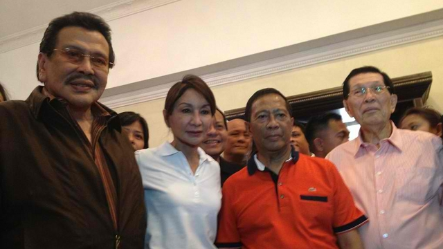 WHY CEBU? The United Nationalist Alliance will fire its opening salvo for the campaign period in Cebu, the country's most vote-rich province. Suspended Cebu Governor Gwen Garcia is a congressional candidate of the alliance. File photo courtesy of Mike Acebedo Lopez