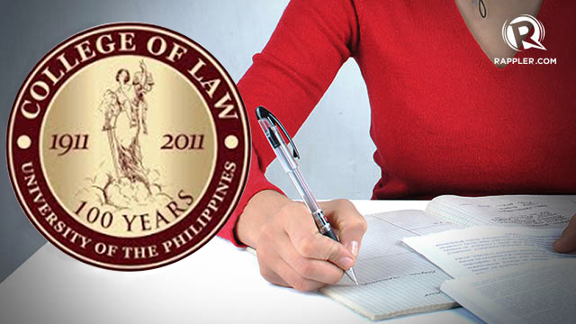 UP College Of Law Releases List Of 2014 Exam Passers