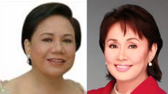 NEW BETS? Former Las Piñas Rep Cynthia Villar and Vilma Santos Recto make it to Pulse Asia's list of so-called magic 13 senatorial candidates.
