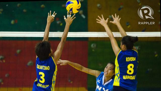 LIVE BLOG: Palarong Pambansa Volleyball Semis