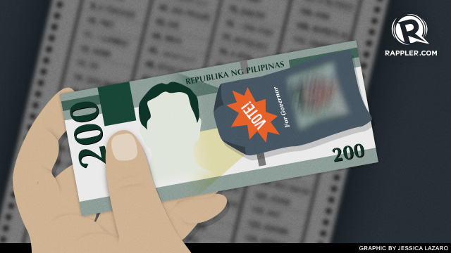 effects of vote buying in the philippines