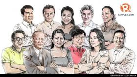 11 senatorial bets not No. 1 in bailiwicks